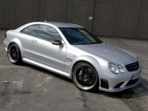 2008 Mercedes-Benz CLK63 Racer by Kicherer