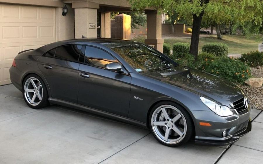 2008 Mercedes-Benz CLS63 AMG P30 Performance Package (NA)