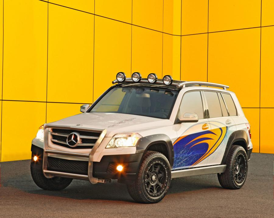 Mercedes-Benz GLK-Class Rock Crawler by Legendary Motorcar