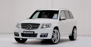 2008 Mercedes-Benz GLK-Class Widestar by Brabus