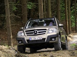 2008 Mercedes-Benz GLK320 CDI Off-Road Package
