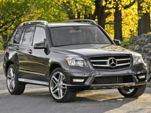 2008 Mercedes-Benz GLK350 AMG Styling Package