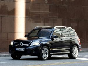Mercedes-Benz GLK350 Sports Package 2008 года