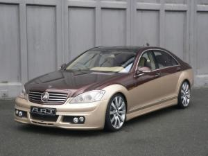 2008 Mercedes-Benz S-Class Two-Tone by Art