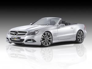 2008 Mercedes-Benz SL-Class by Piecha Design
