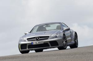 2008 Mercedes-Benz SL65 AMG Black Series
