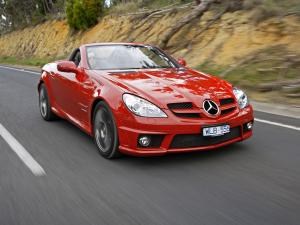 2008 Mercedes-Benz SLK200 Kompressor
