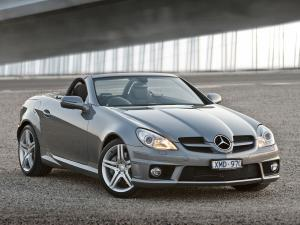 2008 Mercedes-Benz SLK300 Sports Package