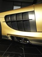 Mercedes-Benz SLR McLaren Renovatio by Mansory 2008 года