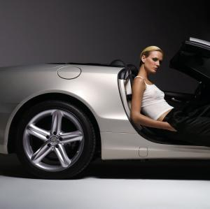 2008 Mercedes-Benz and Fashion