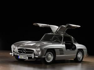Mercedes-Benz 300 SL by GWA Tuning 2009 года
