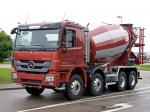 Mercedes-Benz Actros 3241 Mixer 2009 года