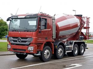 Mercedes-Benz Actros 3241 Mixer '2009