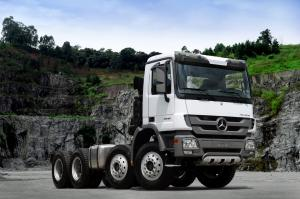 Mercedes-Benz Actros 4844 K (MP3) '2009
