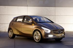 Mercedes-Benz BlueZERO E-Cell PLUS Concept '2009