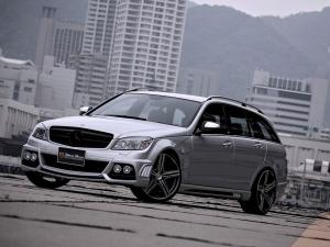 2009 Mercedes-Benz C-Class Estate by Wald