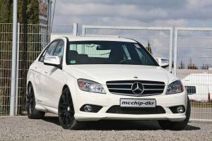 Mercedes-Benz C200 CDI White Series by McChip-DKR 2009 года