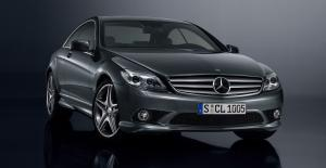 2009 Mercedes-Benz CL500 100 Years Of The Trademark Edition