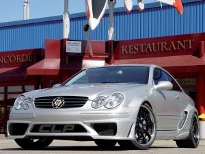 2009 Mercedes-Benz CLK55 AMG by CLP