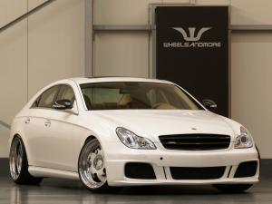 Mercedes-Benz CLS-Class White Label by Wheelsandmore 2009 года