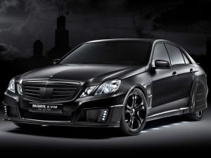Mercedes-Benz E V12 One Of Ten by Brabus 2009 года