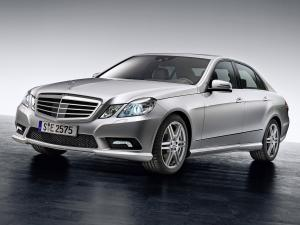 Mercedes-Benz E-Class Avantgarde AMG Sports Package 2009 года