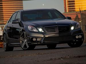 2009 Mercedes-Benz E-Class Black Bison Edition by Wald
