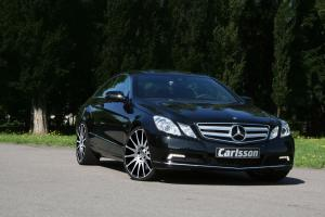2009 Mercedes-Benz E-Class Coupe by Carlsson