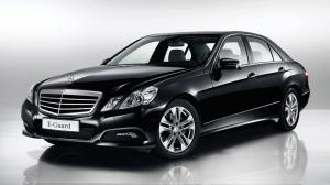 2009 Mercedes-Benz E-Class E-Guard