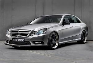 Mercedes-Benz E-Plus by Kicherer 2009 года