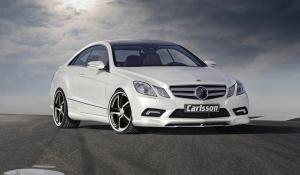 2009 Mercedes-Benz E500 Coupe CK50 by Carlsson