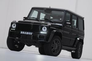 2009 Mercedes-Benz G V12 S Biturbo by Brabus