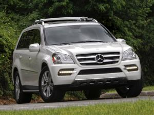 2009 Mercedes-Benz GL350 BlueTEC