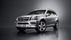 Mercedes-Benz GL350 BlueTEC 2009 года