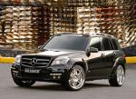 Mercedes-Benz GLK-Class Widestar by Brabus 2009 года