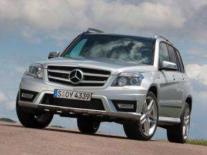 2009 Mercedes-Benz GLK220 CDI BlueEFFICIENCY