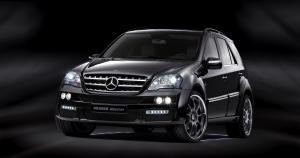 2009 Mercedes-Benz ML-Class Widestar Tuning Package by Brabus