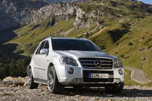 Mercedes-Benz ML63 AMG 10th Anniversary 2009 года