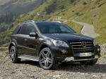 Mercedes-Benz ML63 AMG Performance Studio 2009 года