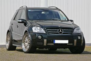 Mercedes-Benz ML63 AMG by VATH 2009 года