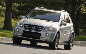 2009 Mercedes-Benz ML63 AMG