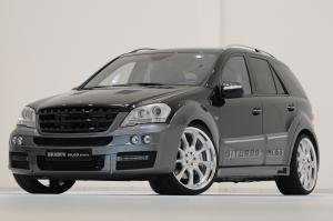 Mercedes-Benz ML63 Biturbo by Brabus 2009 года