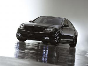 2009 Mercedes-Benz S63 Black Bison Edition Sports Line by Wald