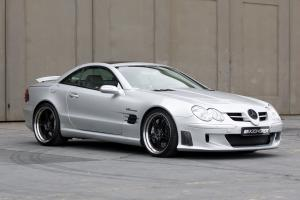 2009 Mercedes-Benz SL Evo II by Kicherer