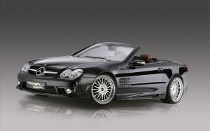 Mercedes-Benz SL-Class Avalange RS by Piecha Design 2009 года