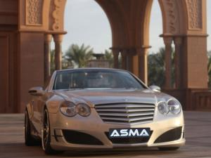 Mercedes-Benz SL-Class Sport Edition by ASMA Design 2009 года