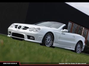 Mercedes-Benz SL-Class by Prior Design 2009 года