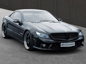 2009 Mercedes-Benz SL63 AMG RS by Kicherer