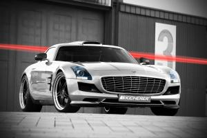 2009 Mercedes-Benz SLS CP by Kicherer