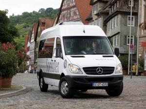 Mercedes-Benz Sprinter BlueEFFICIENCY 2009 года
